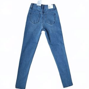 Forever 21 Woman Jeans Size 25 High Rise Skinny